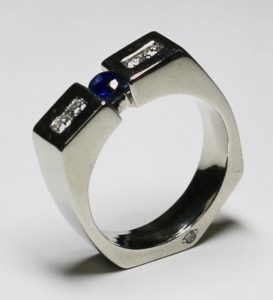 Roemer Custom Mens Or Gents Wedding Ring 273x300